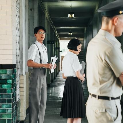 傅孟柏《返校》扮老師圈粉 殺青戲入魂面對生死「很平靜」