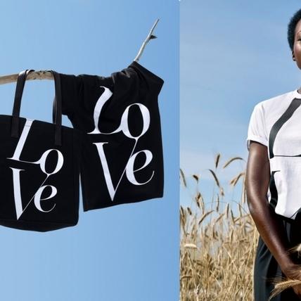 MICHAEL KORS攜手奧斯卡得主Lupita Nyong'o 加入全球慈善活動,推出限量款T原來還有這意義!