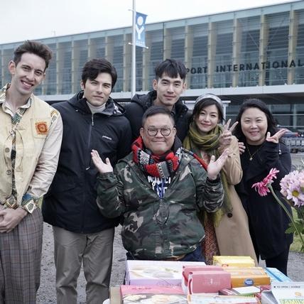 《跟你老婆去旅行》加拿大浪漫開機! 陳妍希、張書豪、鳳小岳私約公園培養感情
