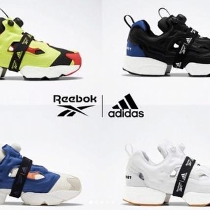 夢想成真!Reebok & adidas 正式官宣 Pump Fury Boost!