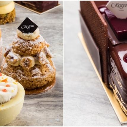 世界盃甜點冠軍快閃來台!5款藏有頂級果泥的精緻甜點,只在晶華酒店吃得到