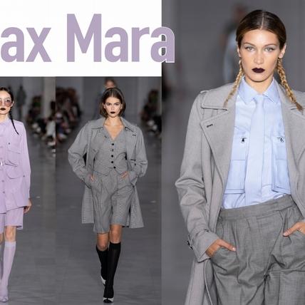 〈2020春夏米蘭女裝周〉Max Mara  女間諜的衣櫃