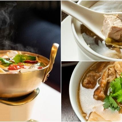 冬天就是要喝湯!台北4間好湯餐廳推薦,港式煲湯、椰子雞湯溫暖又療癒