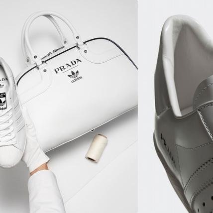 台灣只有這裡才買得到!Prada與adidas Originals限量聯名正式登場,時髦精們手慢就搶不到啦!
