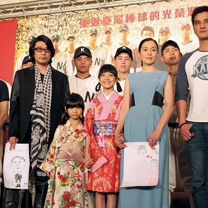 拍《牯嶺街》戲分被剪光 永瀨正敏就怕《KANO》做白工