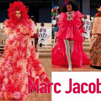 〈2020春夏紐約女裝周〉Marc Jacobs  我心中的高訂夢