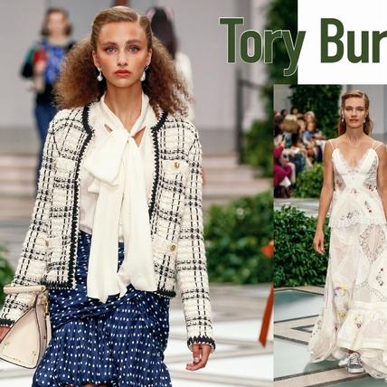 〈2020春夏紐約女裝周〉Tory Burch  永恆的黛安娜