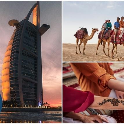 2020年「杜拜」旅遊行程推薦!杜拜世博會、沙漠探險、漸層海灘5大絕美景點,完全是此生必去啊