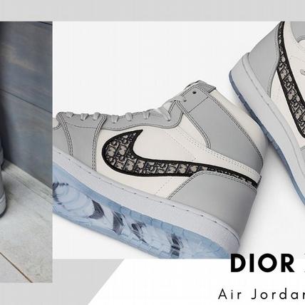 尖叫聲!Dior與Air Jordan限量球鞋正式曝光!超高顏值設計潮咖們絕對要入荷