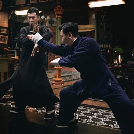 甄子丹宣告《葉問4》功夫片收山作! 強調「會繼續拍動作片」