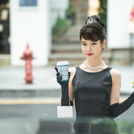 滿月社長IU來了!《德魯納酒店》台灣播出