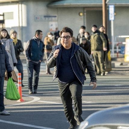 甄子丹化身120公斤胖警探! 《肥龍過江》 打上東京鐵塔靠零食入戲