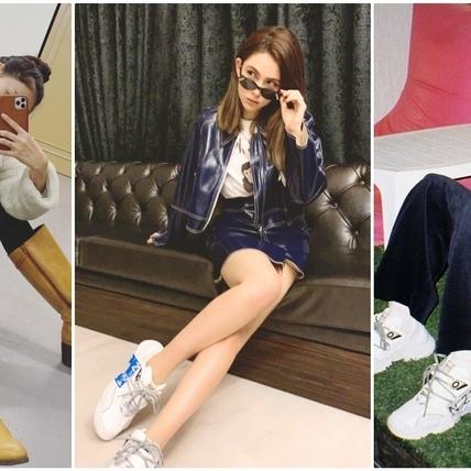 女神們都愛它!昆凌、炫雅搶曬義大利潮牌N°21帥鞋,優雅時髦任何搭配都能駕馭