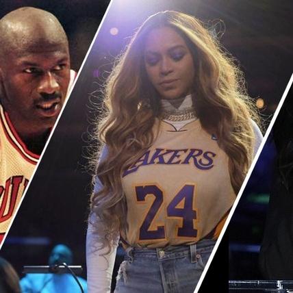Kobe Bryant追思會!麥可喬登一秒爆淚,妻子Venessa:「我們仍是最好的隊友」