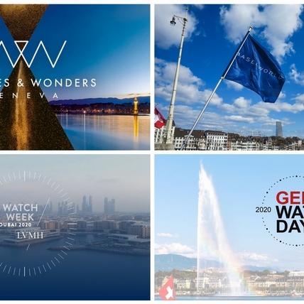 錶壇震盪!世界兩大錶展(W&W、Baselworld)因應疫情 宣布取消與延期2020原定期程