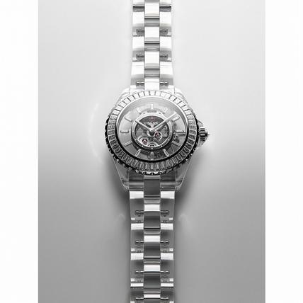 高端機械錶  女力當道