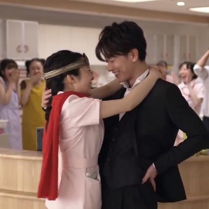 天堂醫生甜吻勇者11次!《戀愛可以持續到天長地久》完結篇收視再創新高