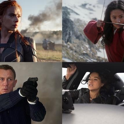 好萊塢疫情升溫/007率先開槍!  黑寡婦無限期延檔