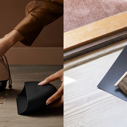防疫就是要在家打掃!精選6款兼顧設計實用的絕美掃具推薦,居家控必須買起來