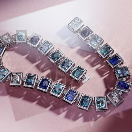 全球第一站!Tiffany & Co. 年度高級珠寶展《Tiffany Jewel Box》蒂芙尼珠寶盒璀璨登台
