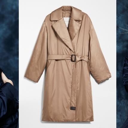 防疫有它很安心!Max Mara全新Cameluxe外套 環保輕盈又保暖~輕鬆搞定忽冷忽熱氣候啦