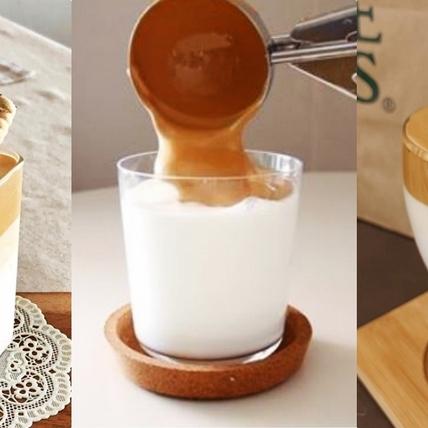 在家輕鬆做!韓國超夯「400次咖啡」簡單3步驟完成~雲朵綿密般的口感好療癒呀