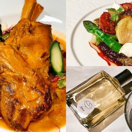 台北香料餐酒館「Spice Cuisine」新菜升級登場!豪華牛排、美味羊膝配上世界香料調酒,免出國就能環遊世界