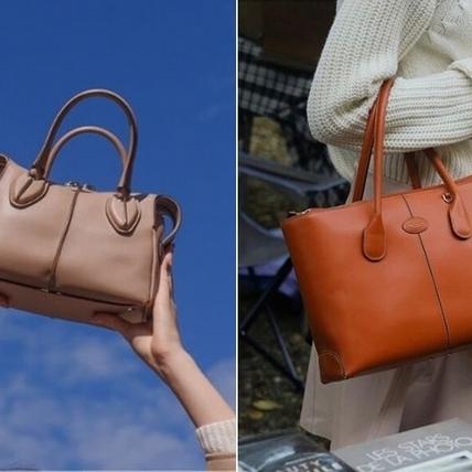 再次對TOD'S深深著迷!D-Styling包、水桶包、經典豆豆鞋都是女人的愛,春夏就買這一咖