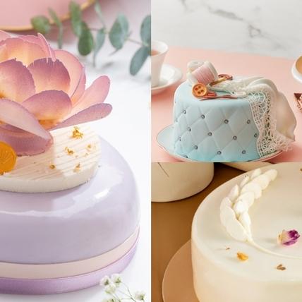 2020母親節蛋糕必吃推薦!夢幻花朵、浪漫心型、微醺巧克力、法式茶香16款絕美蛋糕登場,直接擄獲媽媽的心~