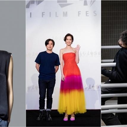 台北電影節/影展大使陳庭妮一個打十個! 獨自看電影哭爆被默默遞衛生紙