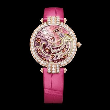 Watches & Wonders & 2020 新錶選輯III——多彩女錶 華麗的時間盛宴