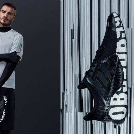 天啊有夠帥!adidas與貝克漢全新聯名致敬1999年最輝煌年代