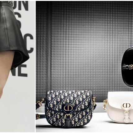 美到受不了!Dior全新BOBBY包復古又時髦~想不到靈感竟是來自它