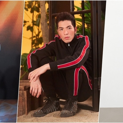 蕭敬騰最新單曲〈猴籠〉造型潮味再現!百變穿搭讓人看不膩