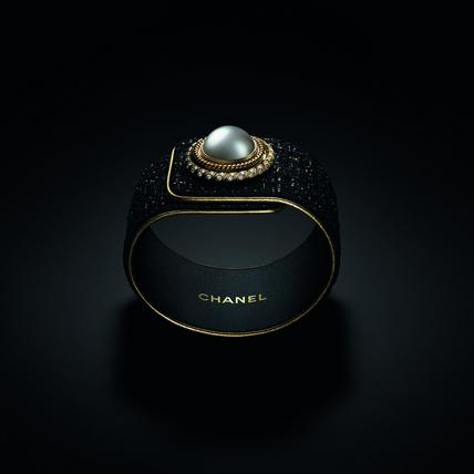 香奈兒高級製錶2020年新作 II——Mademoiselle Privé神祕錶 珠寶鈕扣藏心思