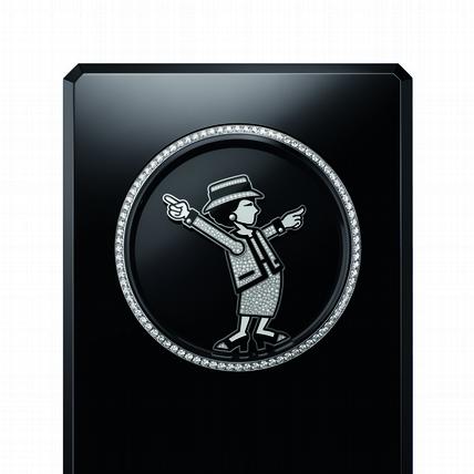 香奈兒高級製錶2020年新作 III——童趣香奈兒女士  躍上高級座鐘