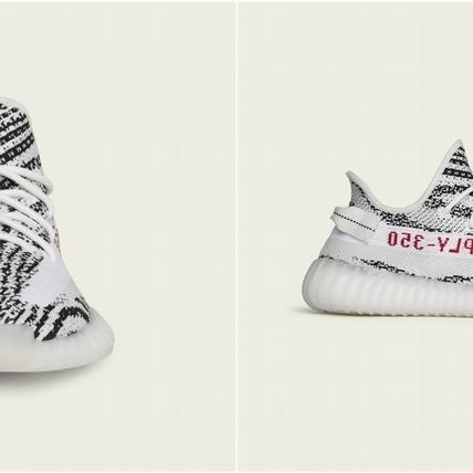 球鞋控記下來!adidas + KANYE WEST經典斑馬紋強勢回歸,開賣日期確定啦!