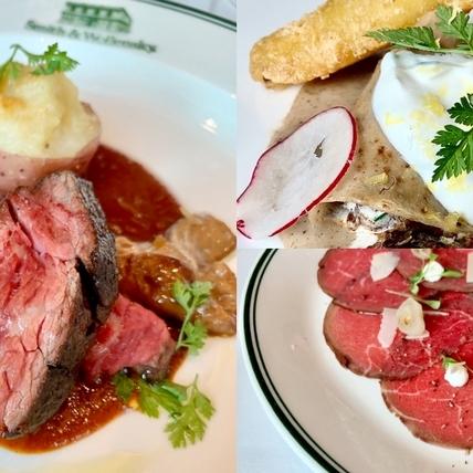 限定一個月!「Smith & Wollensky」全牛饗宴首度登台,10道餐點、4款餐酒搭配,頂級體驗饕客快預約~