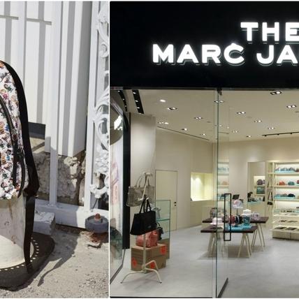 Marc Jacobs全新系列首間登場101,超萌史努比後背包只有在這才買得到!