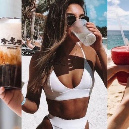 夏天一過就變小腹人!香濃甜蜜的珍珠奶茶、清甜爽口的楊枝甘露…誰能抗拒手搖飲,專家教妳這樣喝不發胖