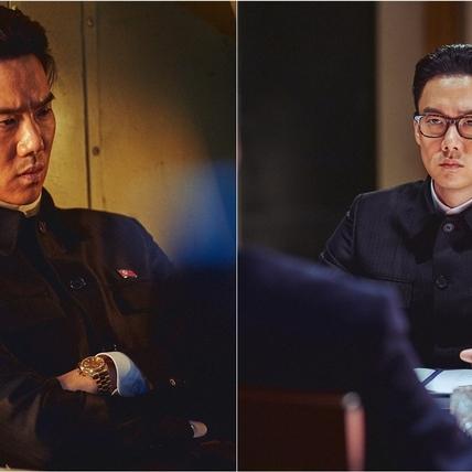 柳演錫扮北韓領導人「自己都快認不出」!  樂當老么天天盼鄭雨盛請吃飯