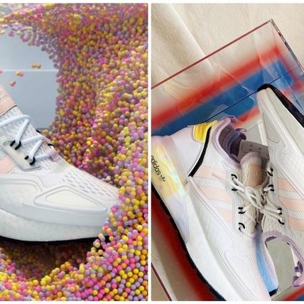 這麼帥我怎麼拒絕!adidas Originals全新ZX系列系列重磅登場