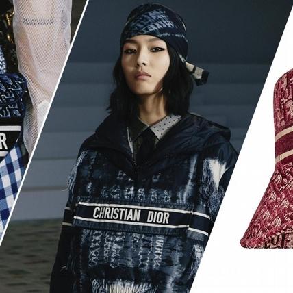 簽收Dior奢華絲絨!從Lady Dior、Saddle 馬鞍包到漁夫帽每一款都想帶回家