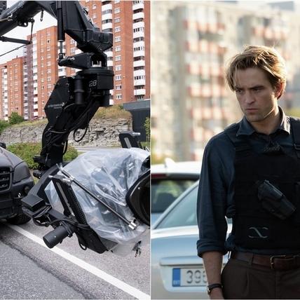 《天能》封鎖高速公路3周拍重頭戲! 羅伯派汀森高難度特技飆車