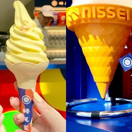蜷尾家台北限定店快閃倒數!聯手「Draft Land」打造3款微醺冰品,加碼「玉米片牛奶」霜淇淋壓軸登場