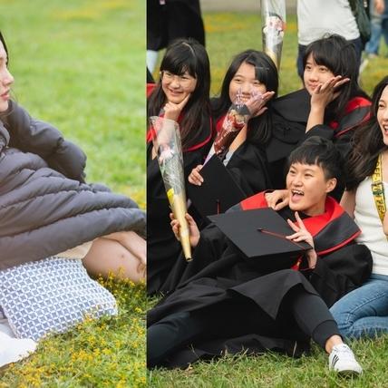 《可不可以》林映唯頂寒風拍畢業戲! 冷到舌頭都在抖
