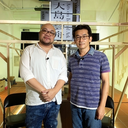 《臺灣三部曲》募資衝破9千萬! 葉天倫訪談魏德聖探討在地文化