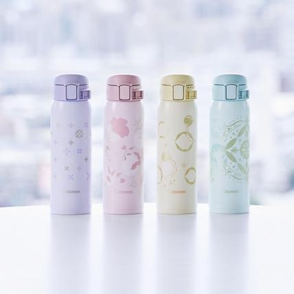 象印色彩質感大升級!高顏值保溫杯瓶上市,溫柔小姊姊、個性文青都能時刻優雅隨行