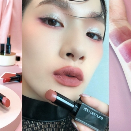 擦了秒有踩著雲朵的感覺 ! 2020秋冬溫柔小姐姐標配唇色#煙燻粉棕 感受仙女的新滋味!