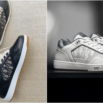 零死角的帥潮鞋就是它!DIOR 全新 B27休閒鞋登場,老花雷射雕紋設計超時髦!